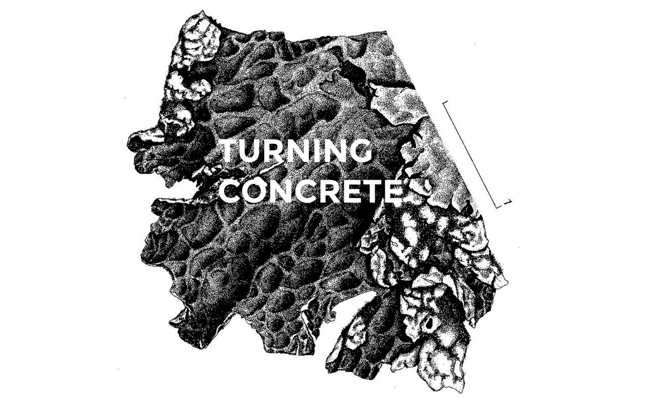 Turning Concrete